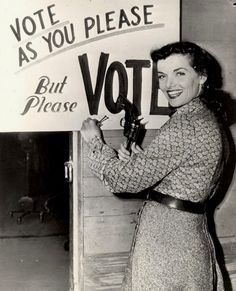 Voting is FUN!
